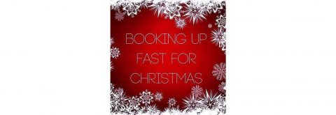 Book now for beauty treatments